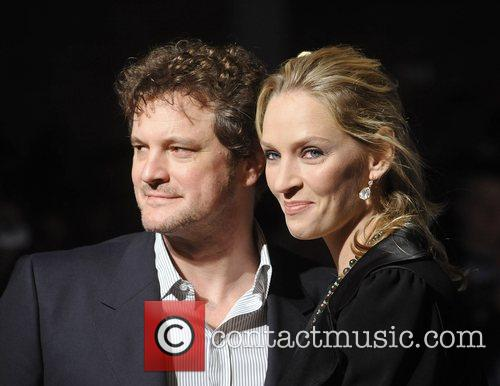 Colin Firth and Uma Thurman 10
