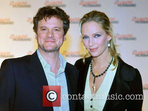Colin Firth and Uma Thurman 11