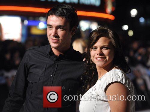 Jack Tweed and Jade Goody UK premiere of...