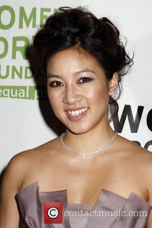Michelle Kwan - The Women's Sports Foundation presents The ...
