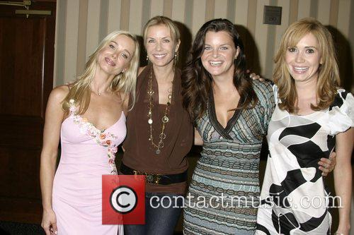 The Bold and the Beautiful Fan Luncheon held...