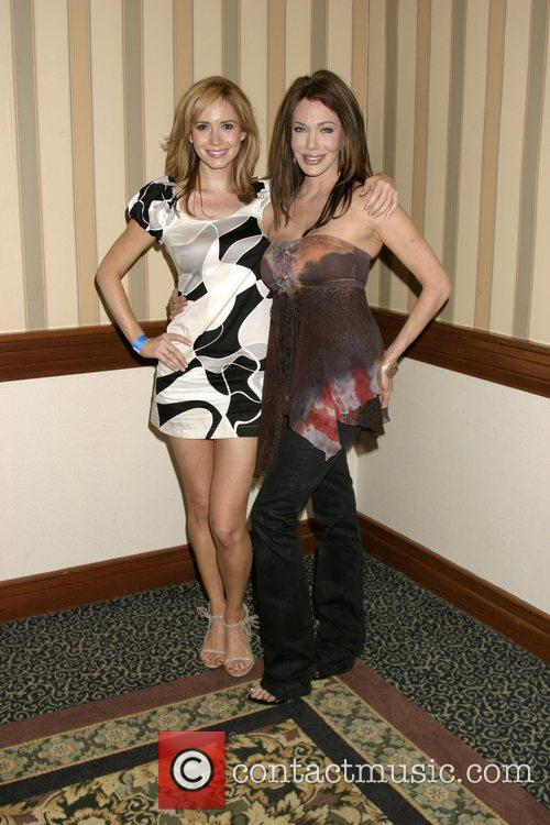 Ashley Jones and Hunter Tylo 4