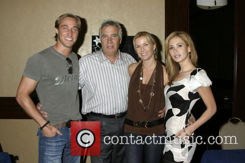 Ashley Jones, John Mccook and Katherine Kelly Lang 5