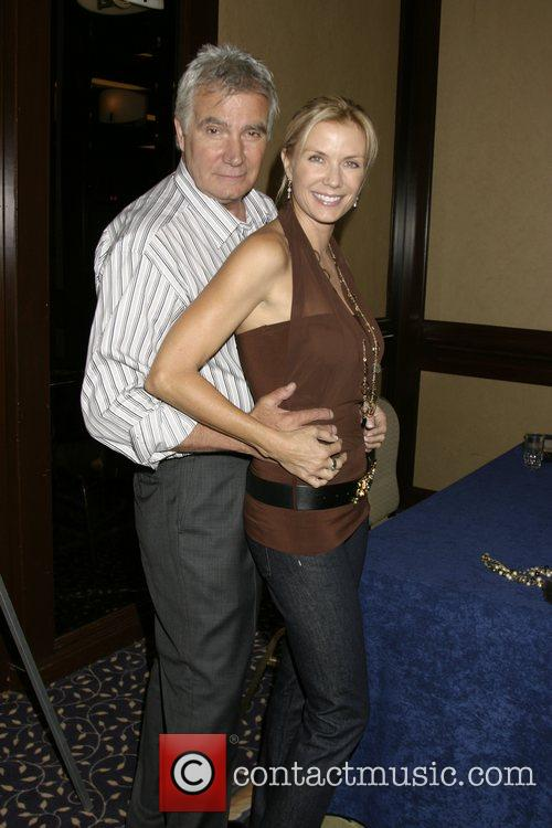 John Mccook and Katherine Kelly Lang 1