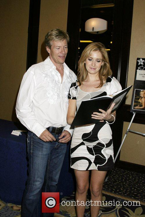 Picture - Jack Wagner & Ashley Jones Los Angeles, California, Saturday ...