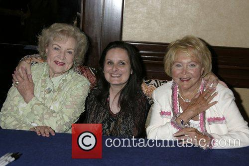 Betty White, Cathy Tomas and Lee Bell 1