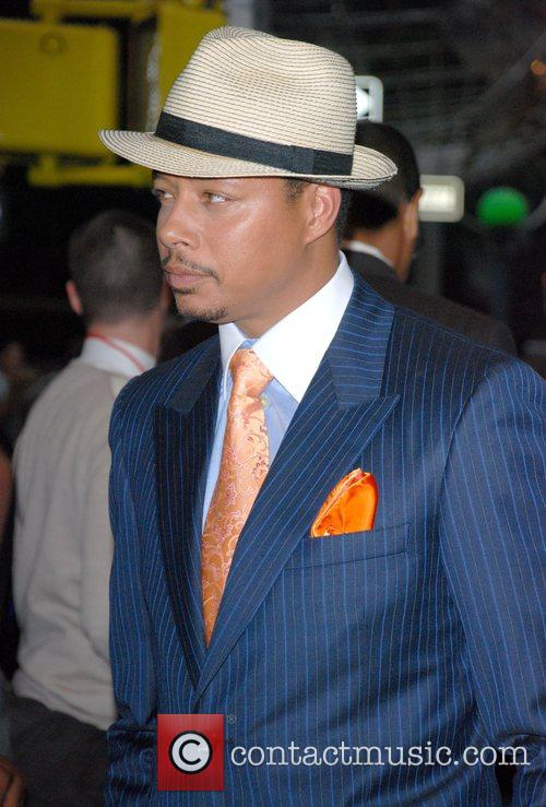 Terrance Howard  attends the premiere of The...