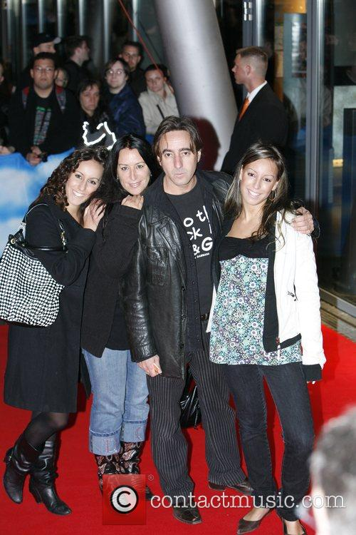 Dieter Landuris and family German premiere of