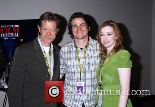 William H Macy and Jason Ritter 4