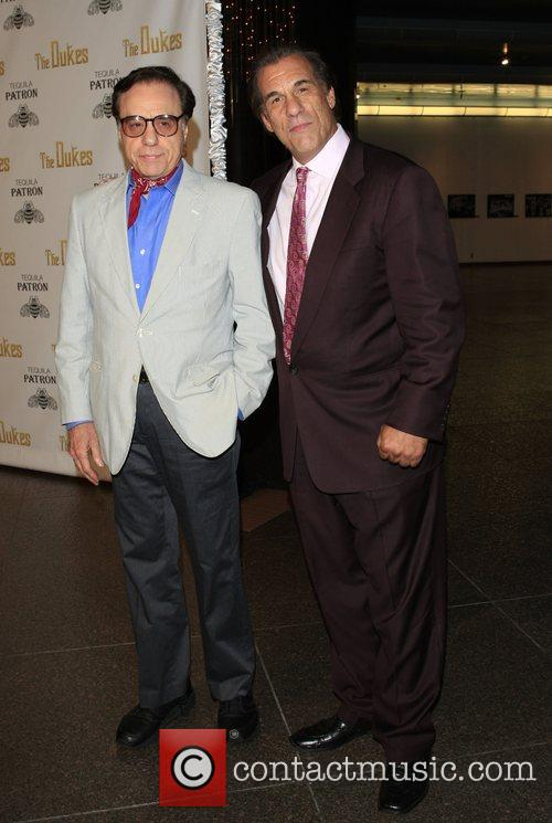 Peter Bogdanovich and Robert Davi The Los Angeles...