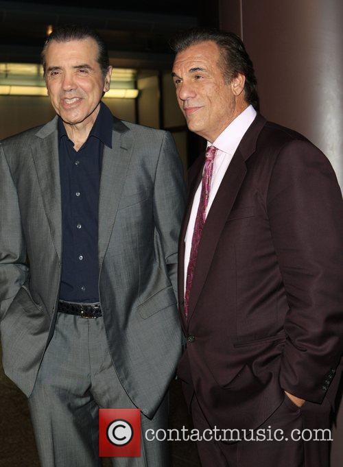 Chazz Palminteri and Robert Davi The Los Angeles...