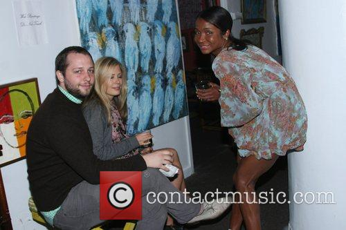 Genevieve Jones, Tara Subkoff and Derek Blasberg 5