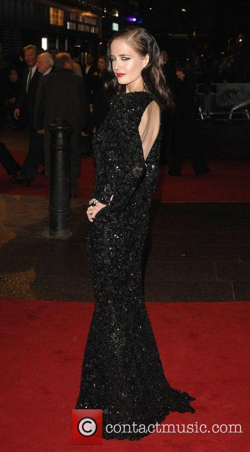 Eva Green The Golden Compass World Premiere...