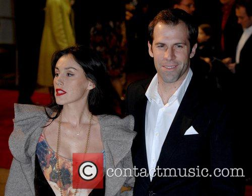 Greg Rusedski and guest The Golden Compass World...