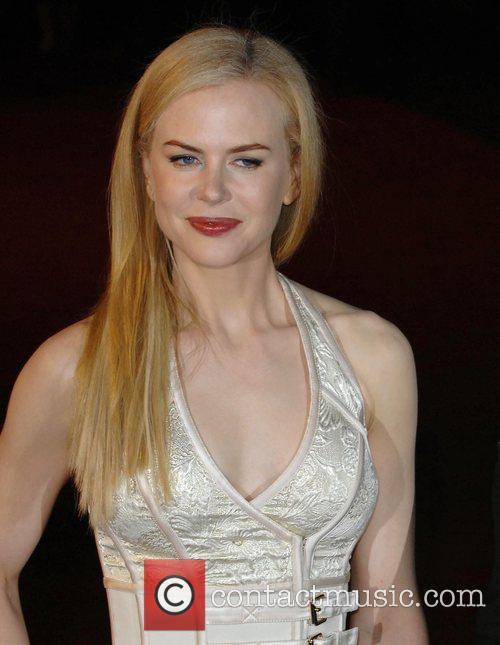 Nicole Kidman The Golden Compass World Premiere...