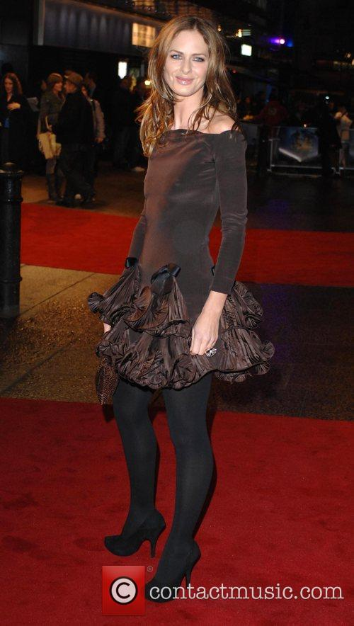 Trinny Woodall  The Golden Compass World Premiere...