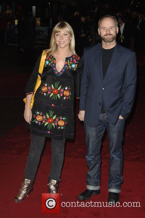 Samantha Janus  'The Golden Compass' World Premiere...