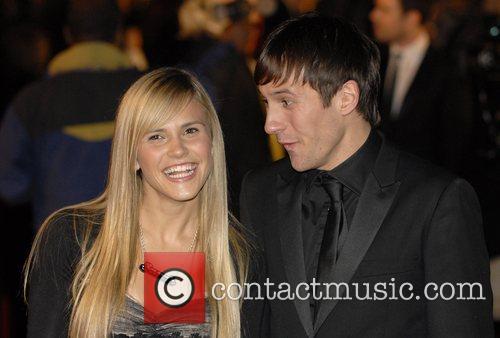 X-Factor contestants Sarah Smith and Sean Smith...
