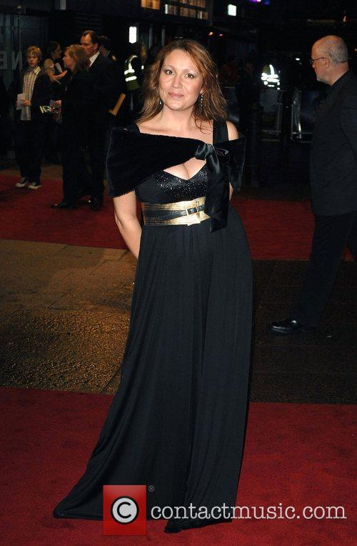 Guest World Premiere of 'The Golden Compass' at...
