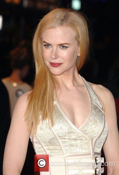 Nicole Kidman World Premiere of 'The Golden Compass'...