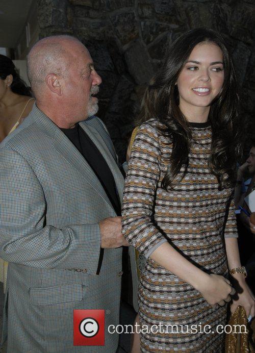 Billy Joel and Katie Lee Joel 2