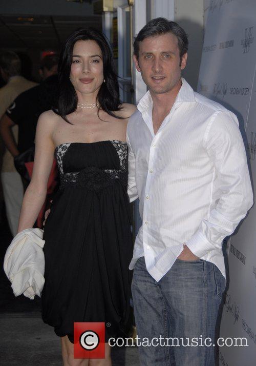 Jaime Murray and Dan Abrams  The Cinema...