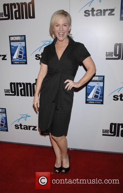 Los Angeles film premiere of 'The Grand' held...