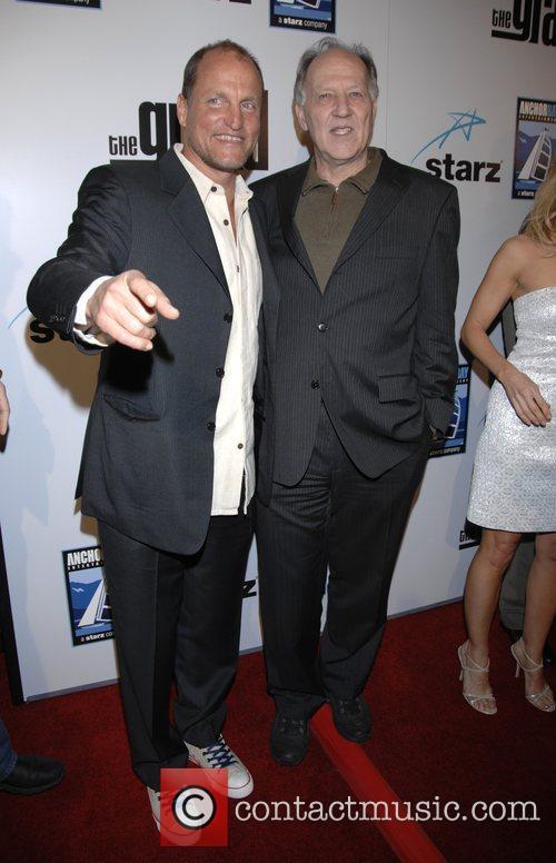 Woody Harrelson and Werner Herzog 5