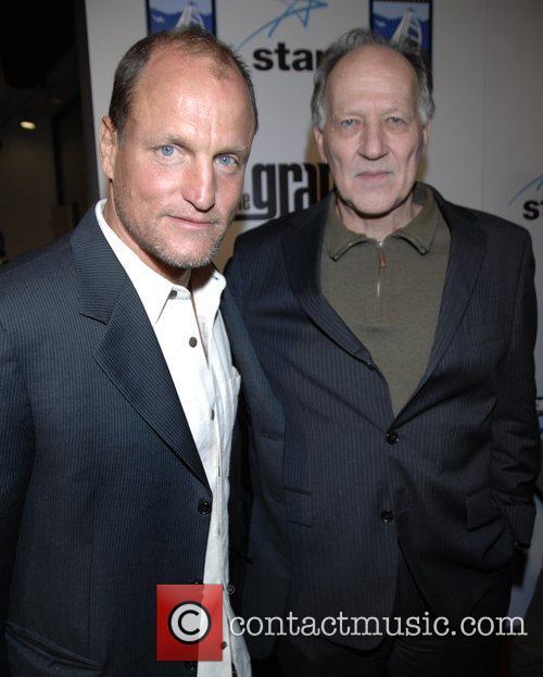 Woody Harrelson and Werner Herzog 6