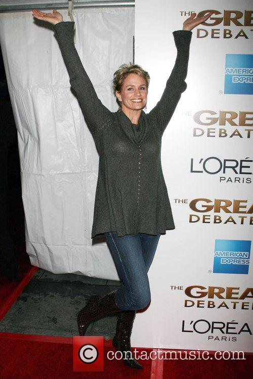 Cady Huffman New York Premiere of 'The Great...