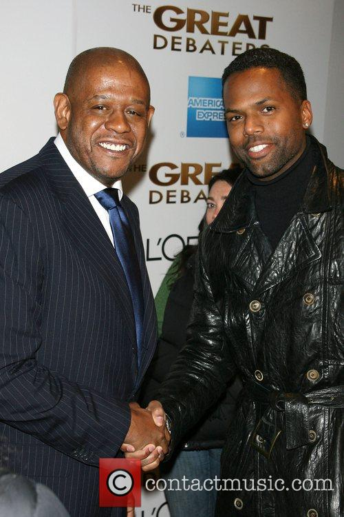 Forest Whitaker and Aj Calloway 5