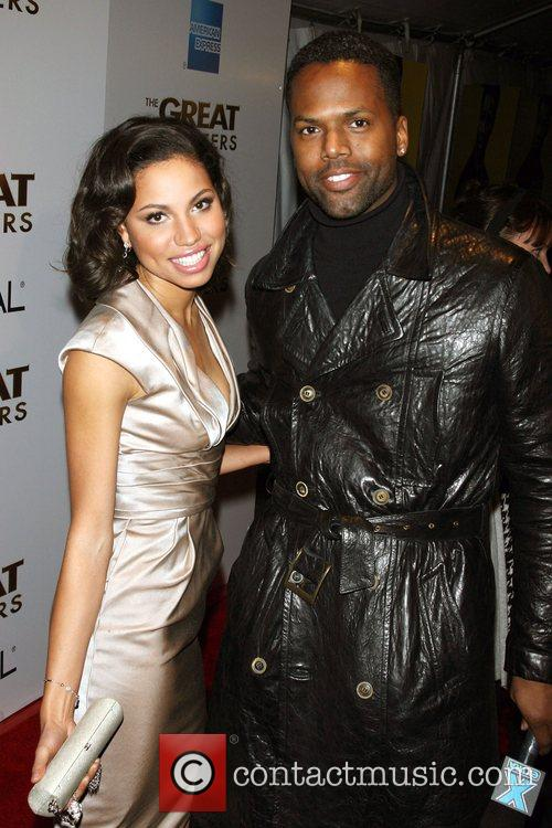 Jurnee Smollett and Aj Calloway 4