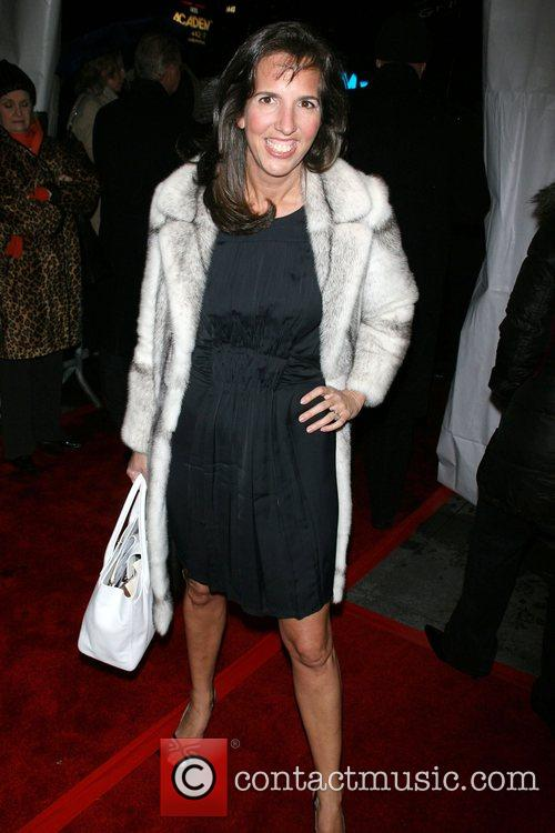 Lizz Lange New York Premiere of 'The Great...
