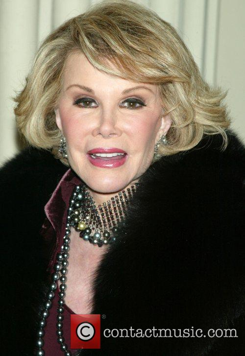 Joan Rivers and Harold Pinter 2