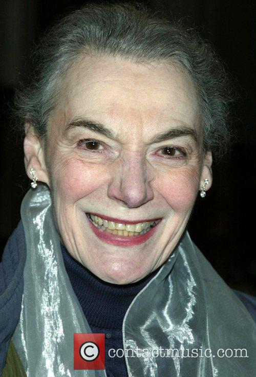 Marian Seldes Opening night of Harold Pinter's 'The...