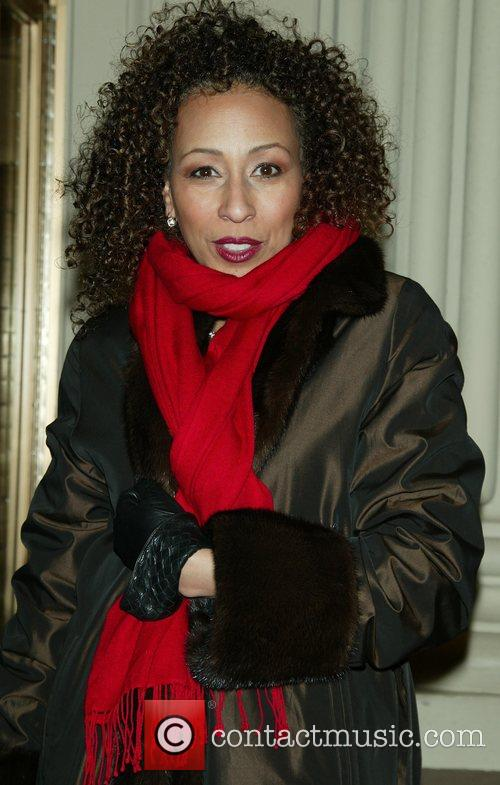 Tamara Tunie Opening night of Harold Pinter's 'The...