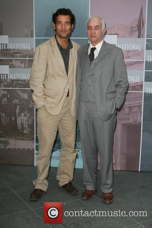 Clive Owen and Armin Mueller-stahl