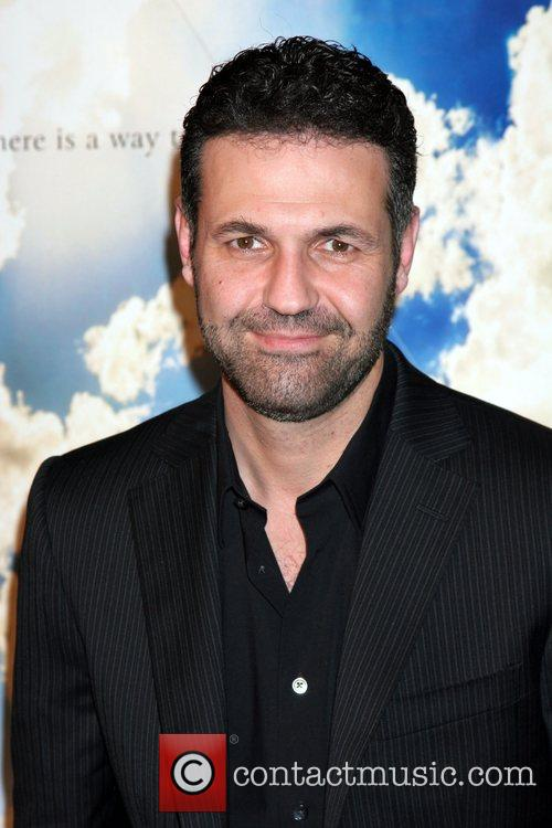 Khaled Hosseini Premiere of 'The Kite Runner' held...