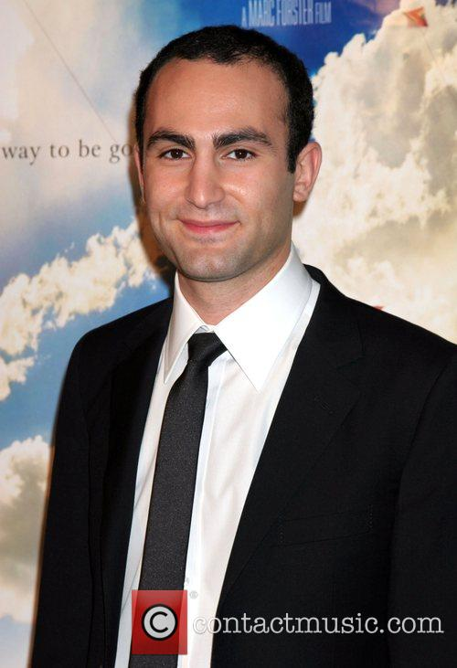 Khalid Abdalla Premiere of 'The Kite Runner' held...