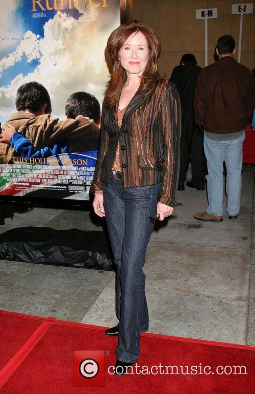 Mary McDonnell Premiere of 'The Kite Runner' held...
