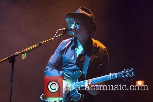 The Kooks performs live on stage at Brixton...