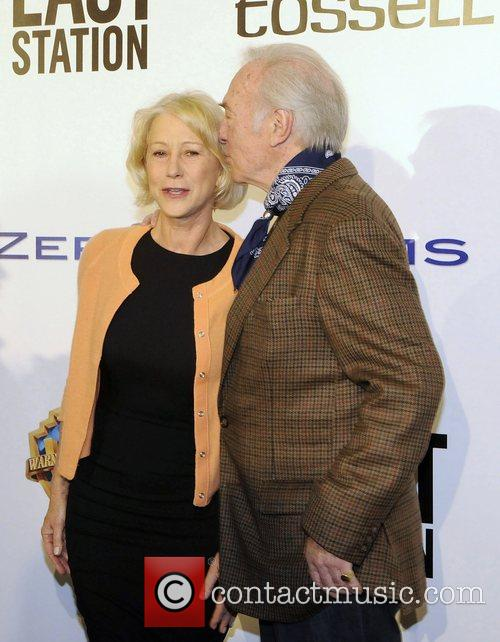 Helen Mirren and Christopher Plummer  'The Last...