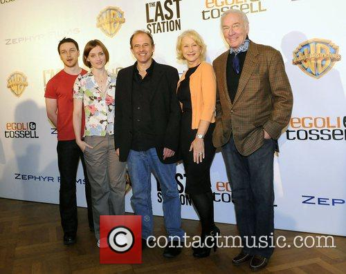 'The Last Station' photocall held at the Landesvertretung...