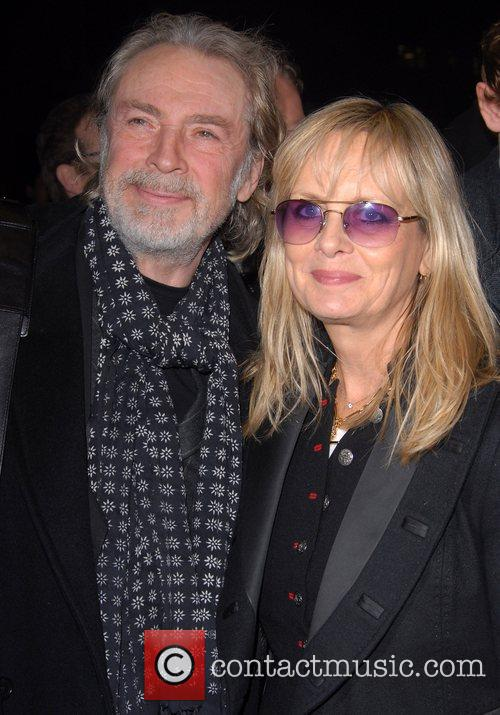 Twiggy and Guest The Lover/The Collection Press night...