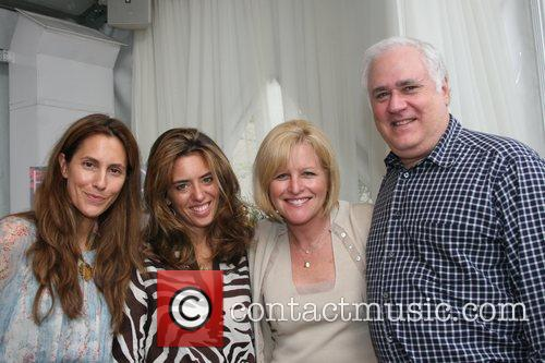 Holly Peterson and guests Hamptons and Gotham magazines...