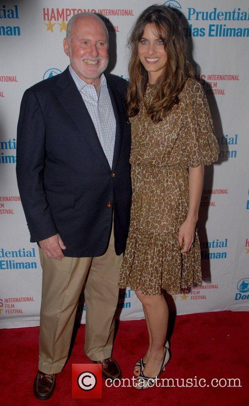 Michael Lynn and Amanda Peete Screening of The...