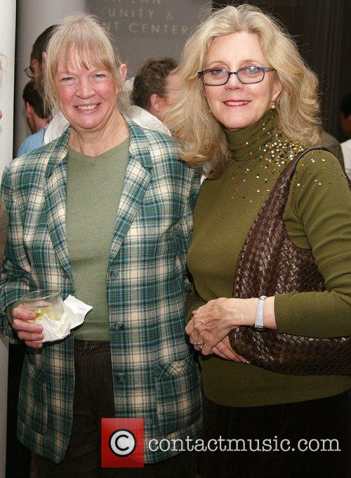 Dorothy Lyman & Blythe Danner The New School...