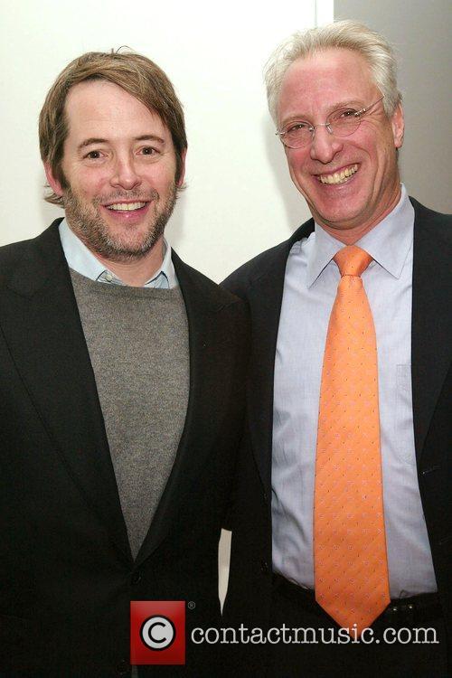 Matthew Broderick & Robert LuPone The New School...