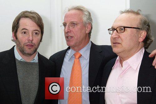 Matthew Broderick & Robert LuPone & Pippin Parker...