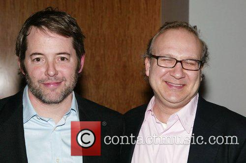 Matthew Broderick and Pippin Parker